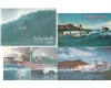 Hawaii - lot 4 carti postale, surfing