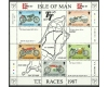 Isle of Man 1987 - TT races, bloc neuzat
