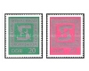 DDR 1969 - 50th Anniversary of I.L.O., serie neuzata