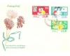 DDR 1964 - Womens Congress, FDC
