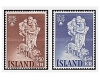 Islanda 1960 - World Refugee Year, serie neuzata