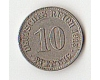 Germania 1913 - 10 pfennig A