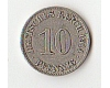 Germania 1914 - 10 pfennig A