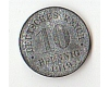 Germania 1919 - 10 pfennig