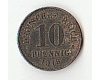 Germania 1916 - 10 pfennig A
