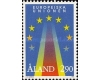 Aland(FIN) 1995 - Admission to UE, neuzata