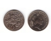 Guernsey 1992 - 10 pence