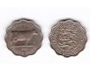 Guernsey 1956 - 3 pence