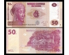 Congo Democratic 2013 -   50 francs UNC