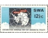 Africa de Sud-Vest 1971 - 10th Anniversary of Antarctic Treaty