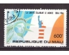 Mali 1986 - 100th Anniversary of Statue of Liberty, stampilata