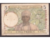 French West Africa 1938(10-3) - 5 francs, uzata